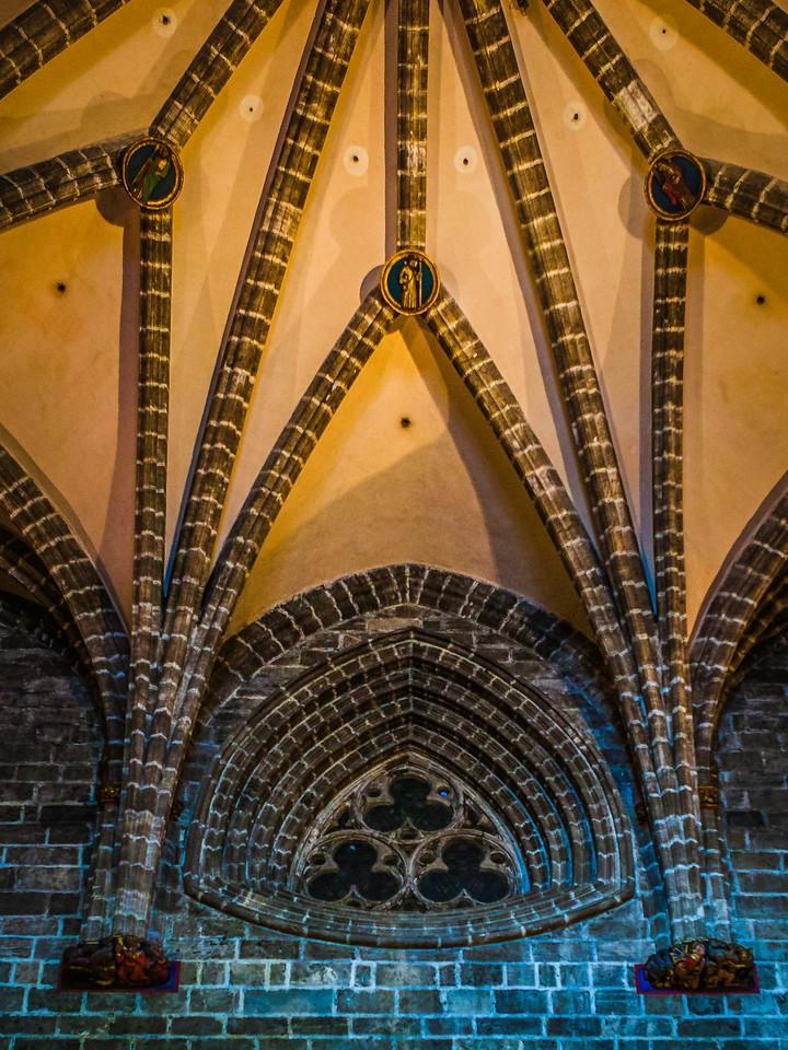 西班牙巴伦西亚主教堂,细细欣赏_图1-7