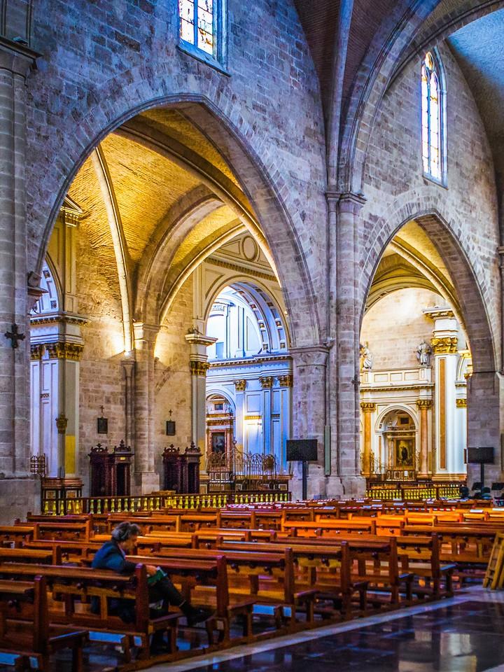 西班牙巴伦西亚主教堂,细细欣赏_图1-8