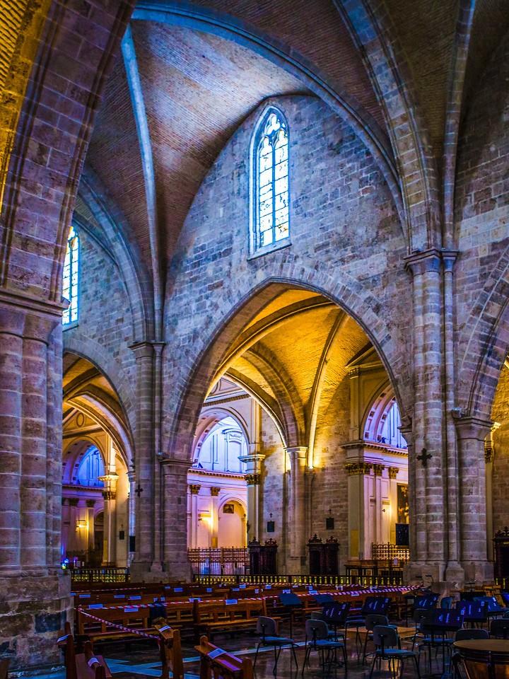 西班牙巴伦西亚主教堂,细细欣赏_图1-4