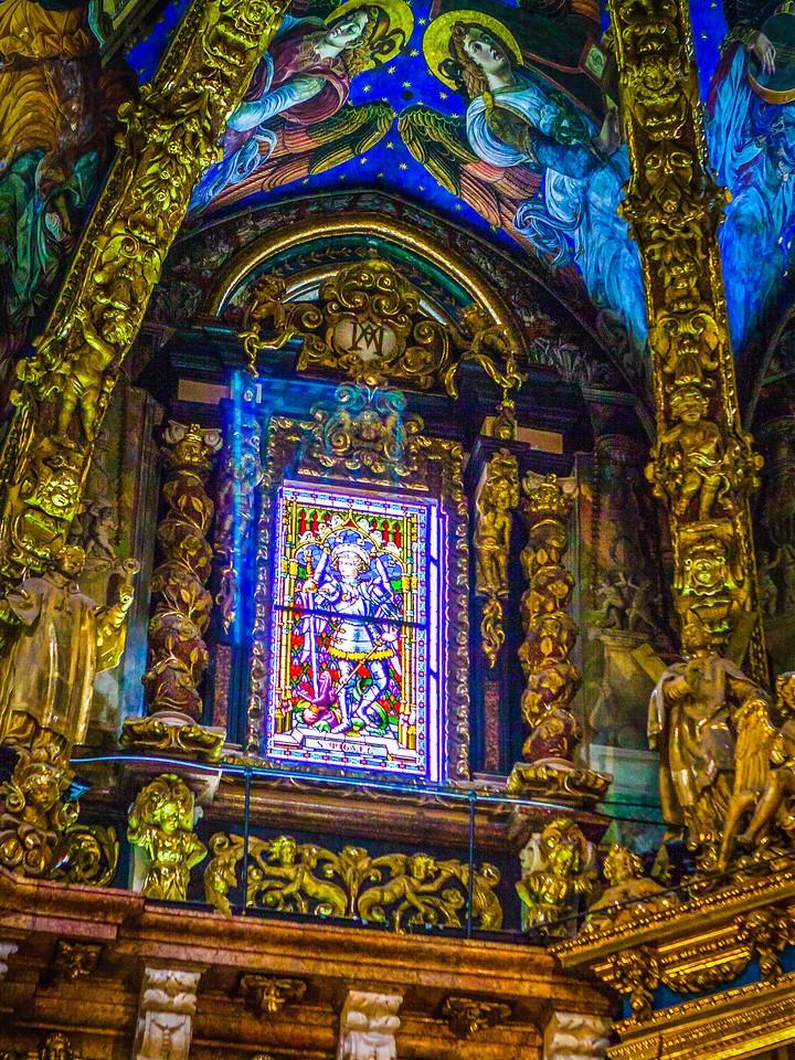西班牙巴伦西亚主教堂,细细欣赏_图1-3