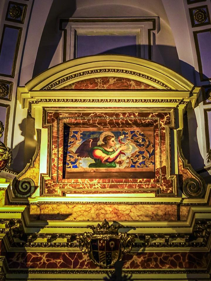 西班牙巴伦西亚主教堂,细细欣赏_图1-12