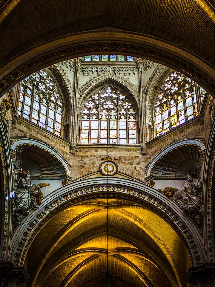 西班牙巴伦西亚主教堂,细细欣赏_图1-11