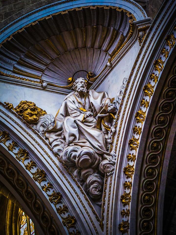西班牙巴伦西亚主教堂,细细欣赏_图1-9