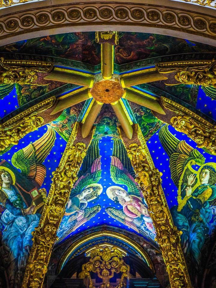 西班牙巴伦西亚主教堂,细细欣赏_图1-29