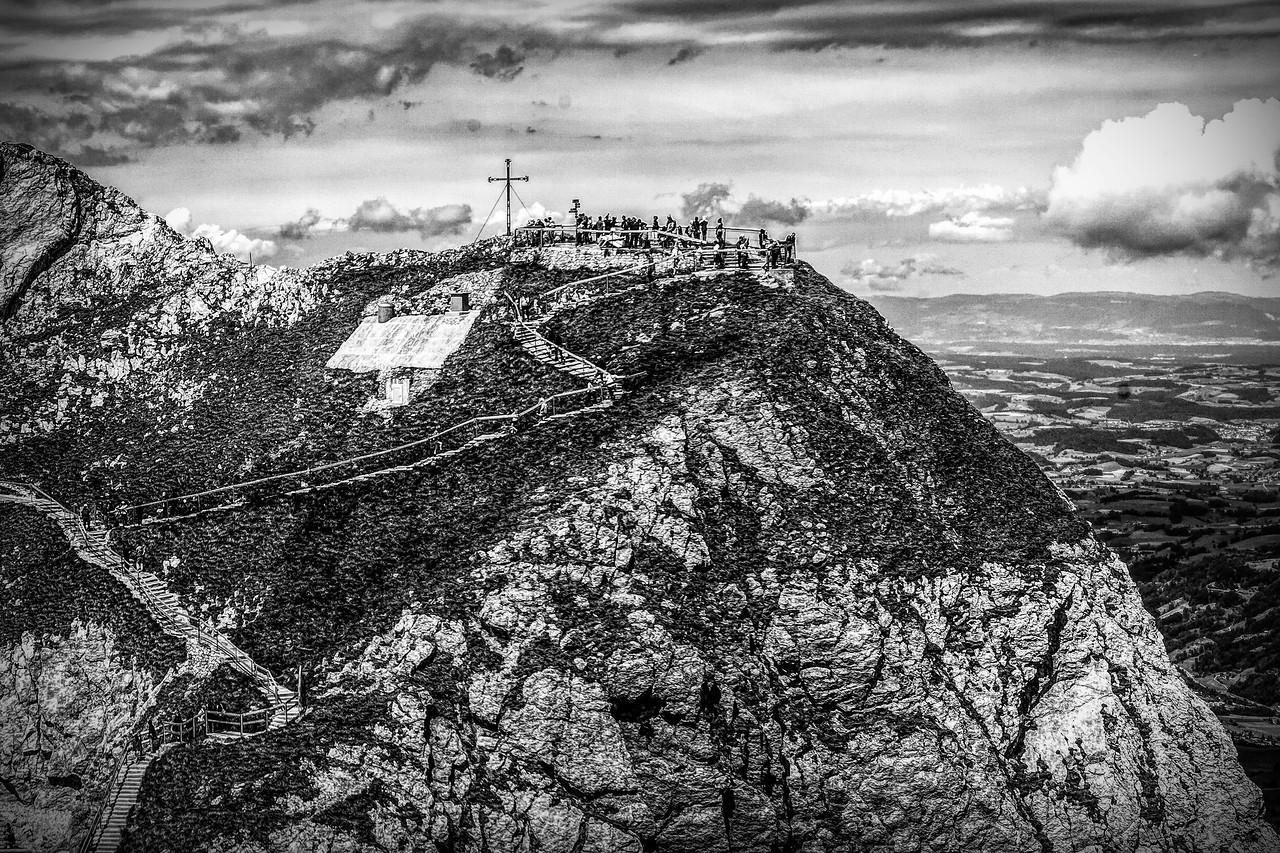瑞士卢塞恩(Lucerne),眼前的高山_图1-38