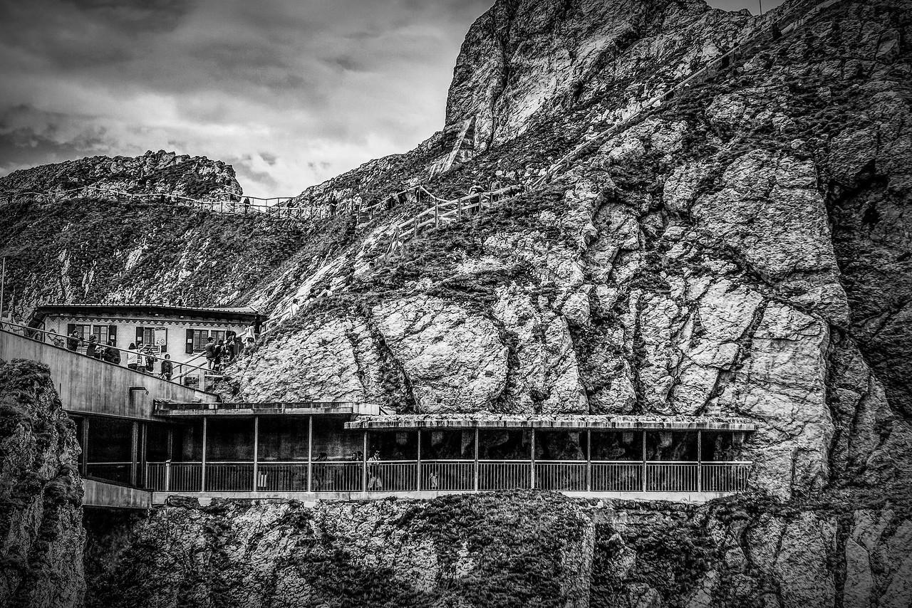 瑞士卢塞恩(Lucerne),眼前的高山_图1-37