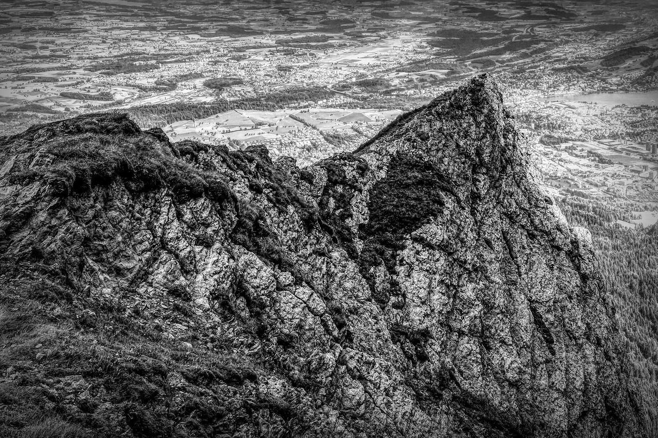 瑞士卢塞恩(Lucerne),眼前的高山_图1-30