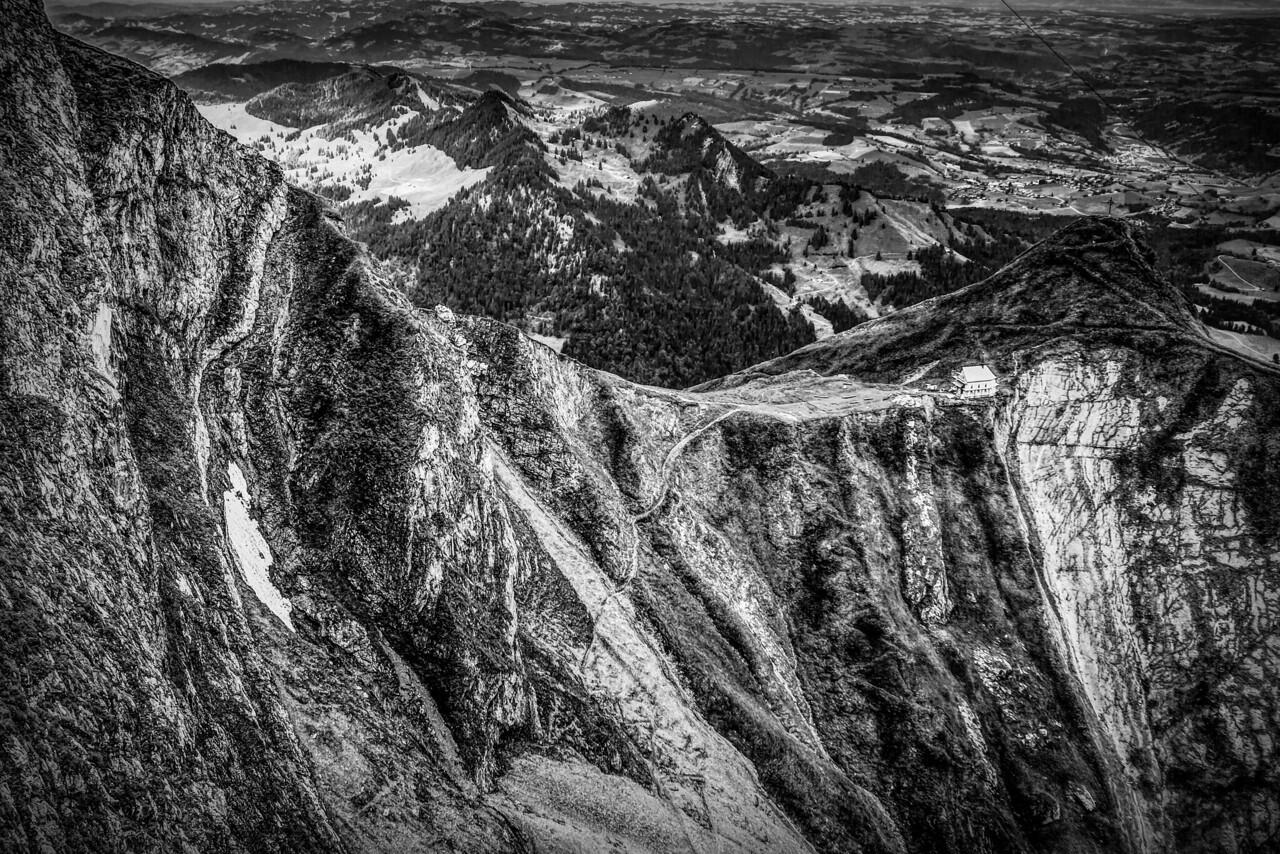 瑞士卢塞恩(Lucerne),眼前的高山_图1-22