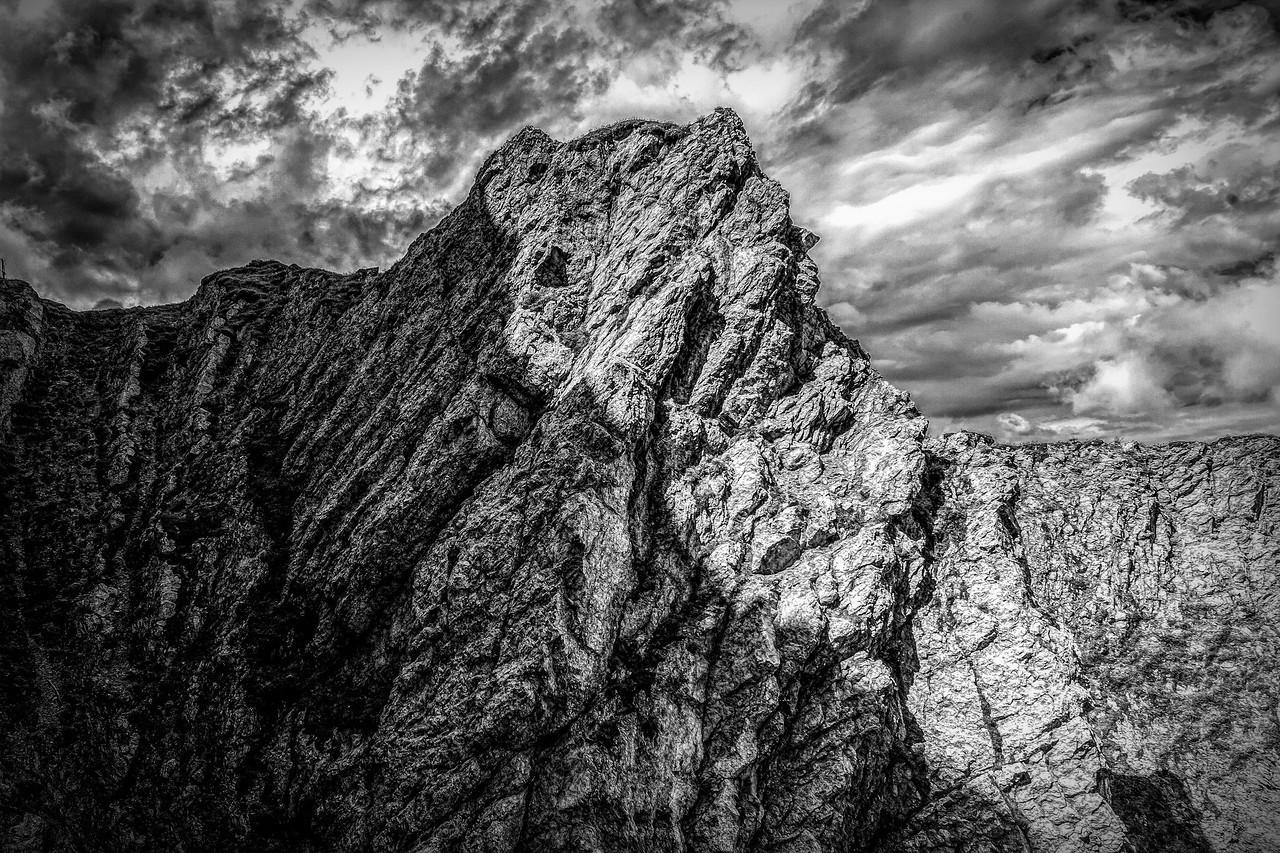 瑞士卢塞恩(Lucerne),眼前的高山_图1-18