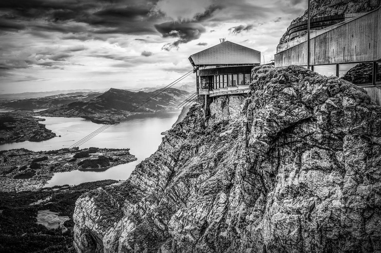 瑞士卢塞恩(Lucerne),眼前的高山_图1-19