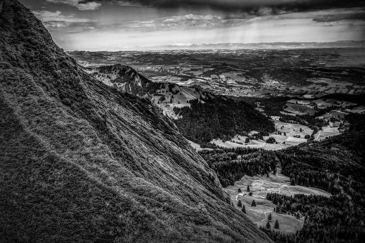 瑞士卢塞恩(Lucerne),眼前的高山_图1-15