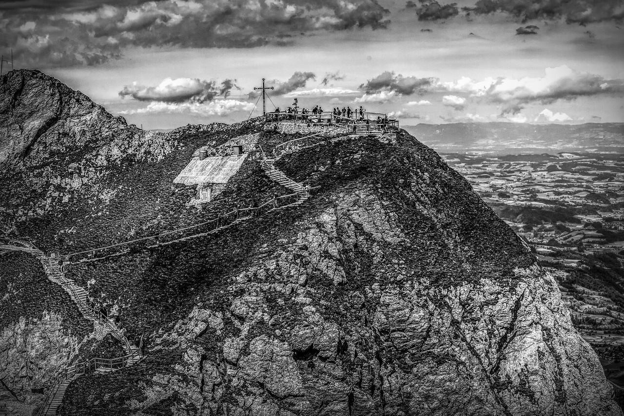 瑞士卢塞恩(Lucerne),眼前的高山_图1-11