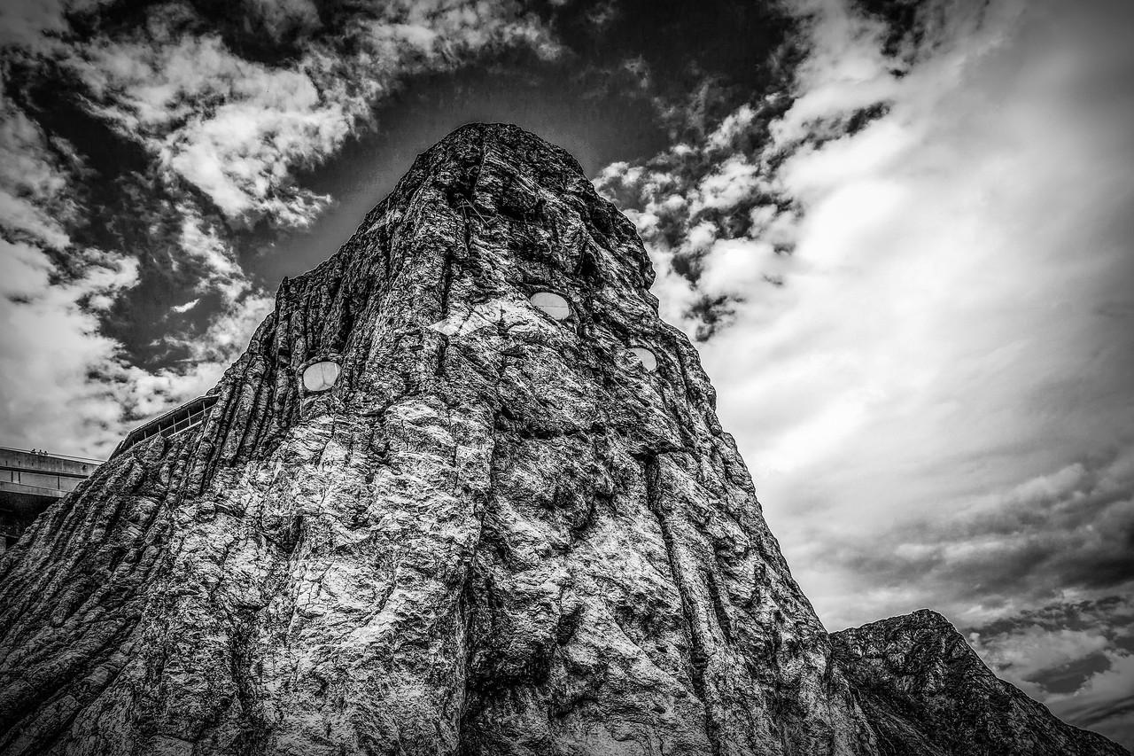 瑞士卢塞恩(Lucerne),眼前的高山_图1-10