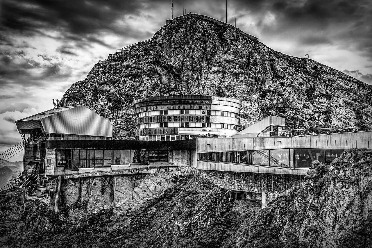 瑞士卢塞恩(Lucerne),眼前的高山_图1-12