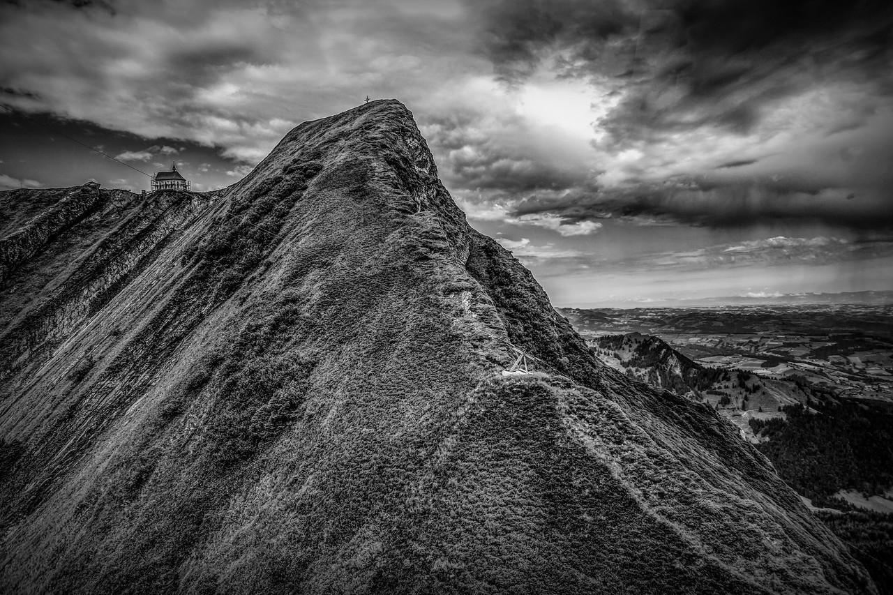瑞士卢塞恩(Lucerne),眼前的高山_图1-1