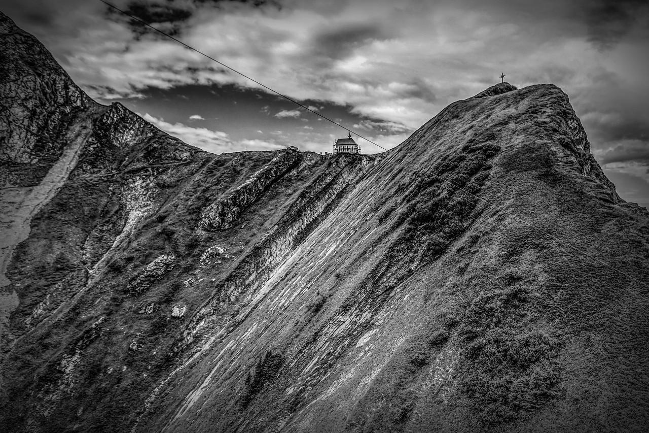 瑞士卢塞恩(Lucerne),眼前的高山_图1-2