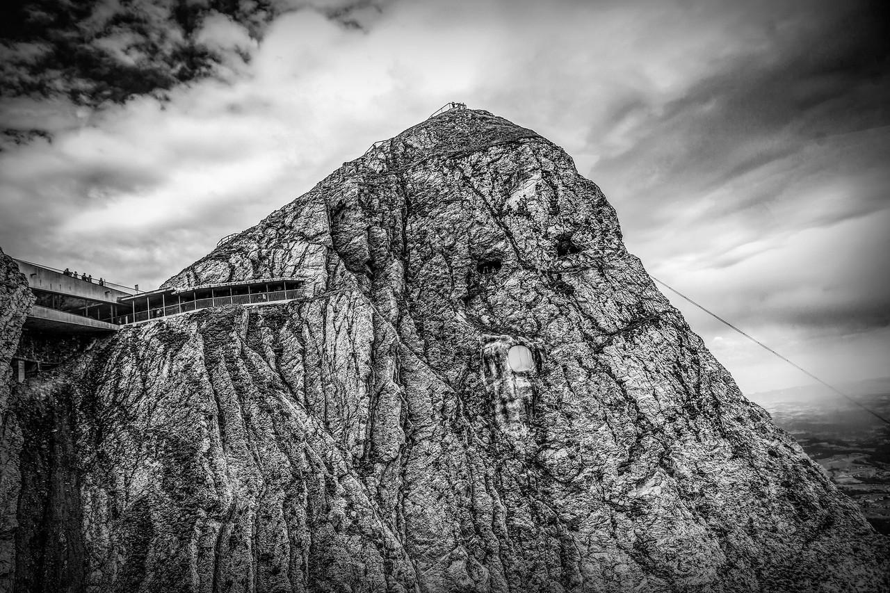 瑞士卢塞恩(Lucerne),眼前的高山_图1-3