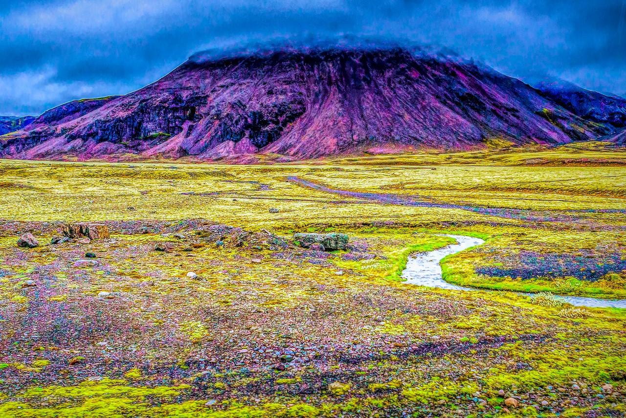 冰岛风采,美轮美奂_图1-34