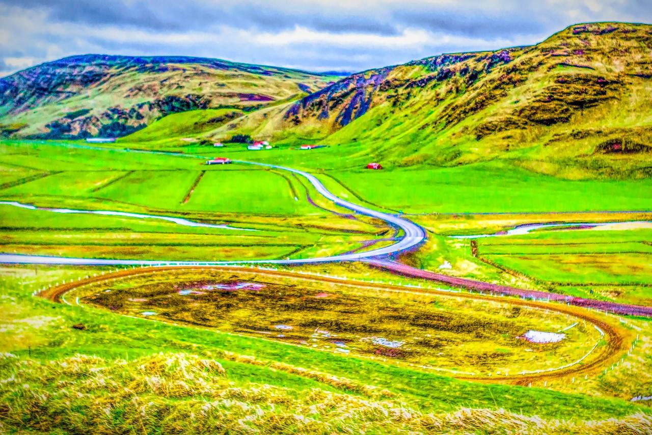 冰岛风采,美轮美奂_图1-38