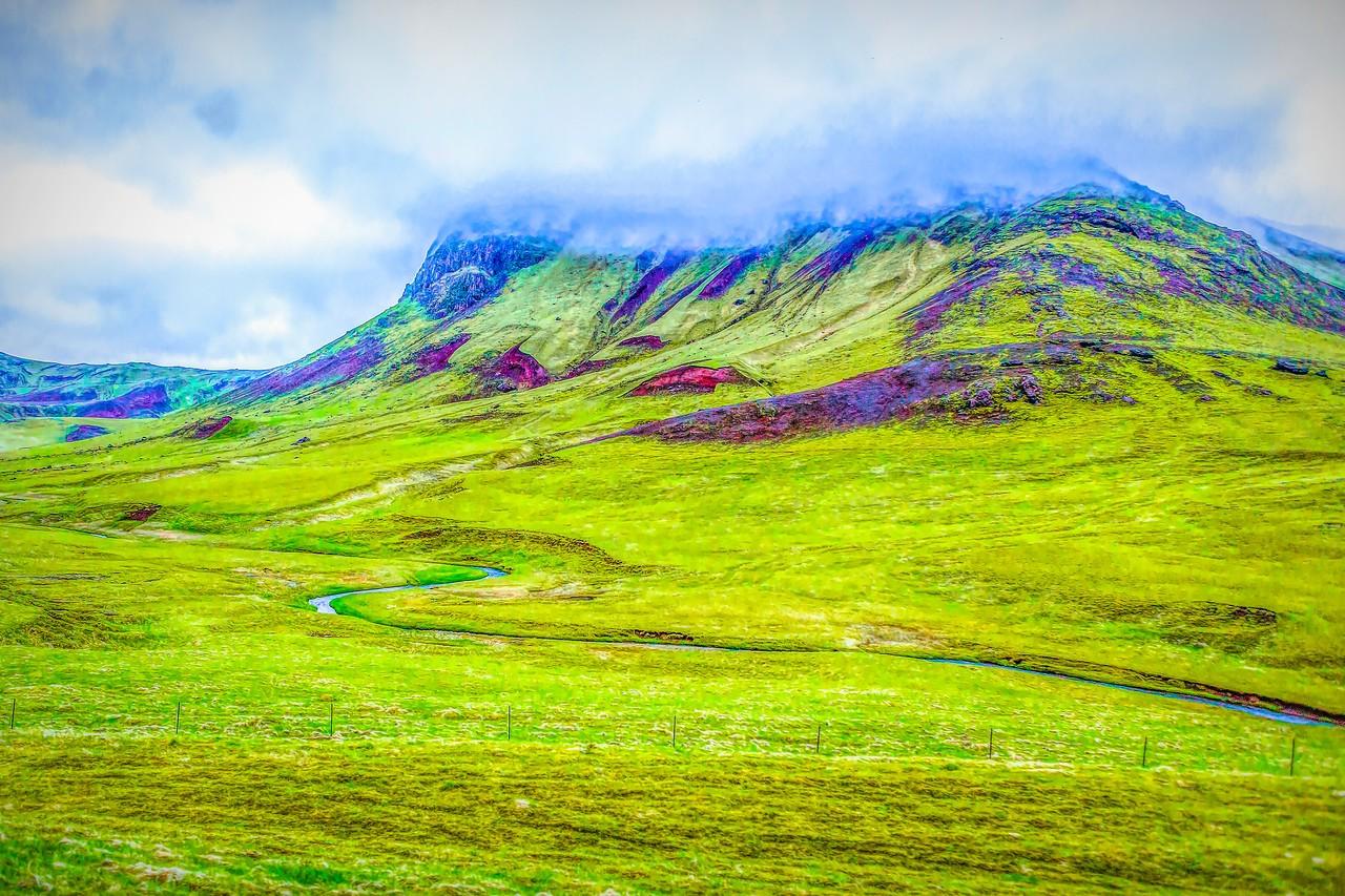冰岛风采,美轮美奂_图1-25
