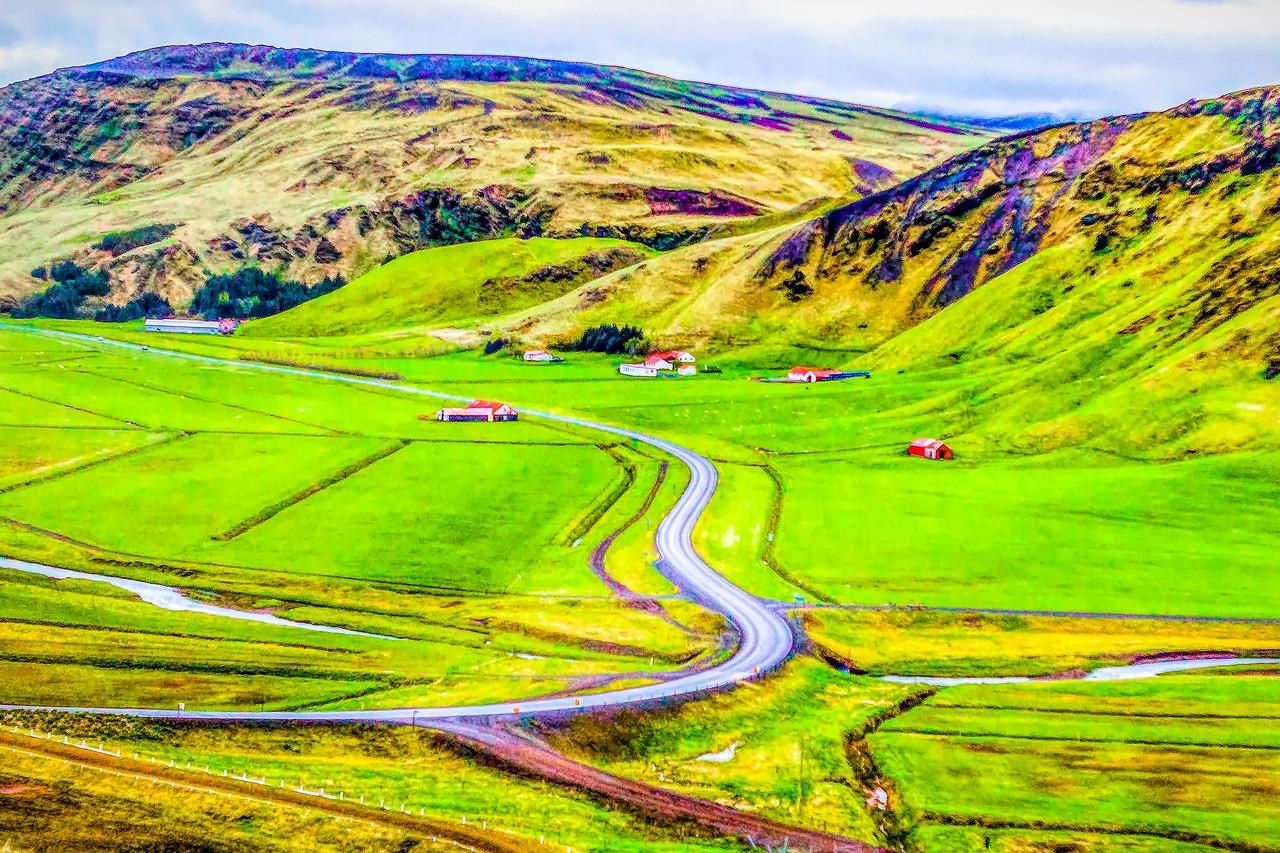 冰岛风采,美轮美奂_图1-31