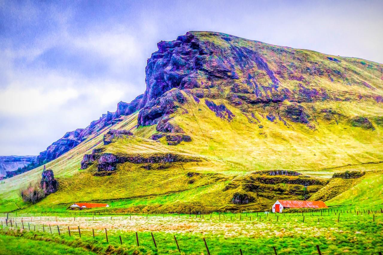 冰岛风采,美轮美奂_图1-32