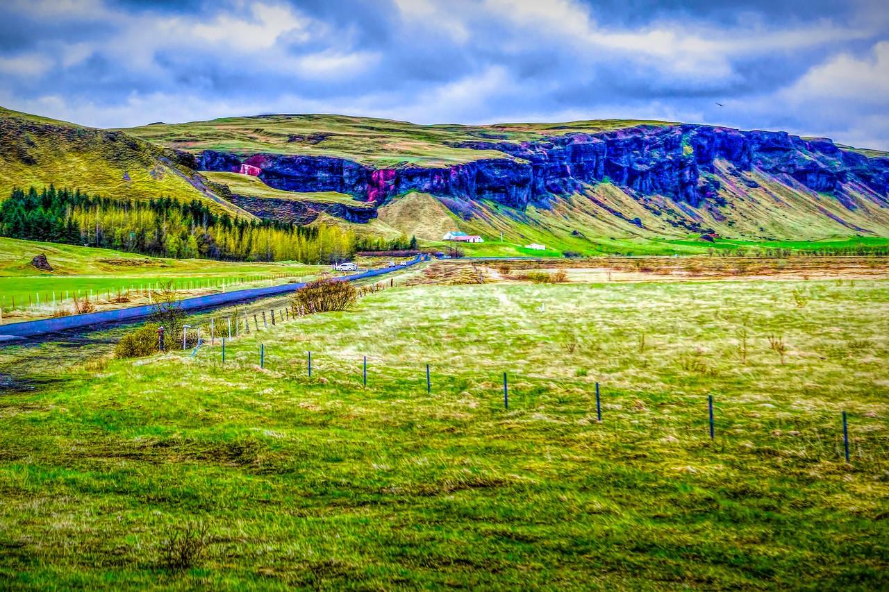 冰岛风采,美轮美奂_图1-35