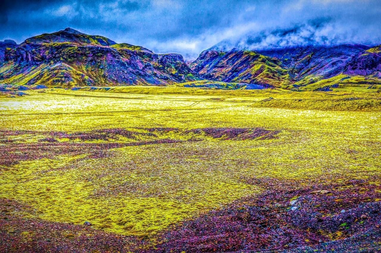 冰岛风采,美轮美奂_图1-29