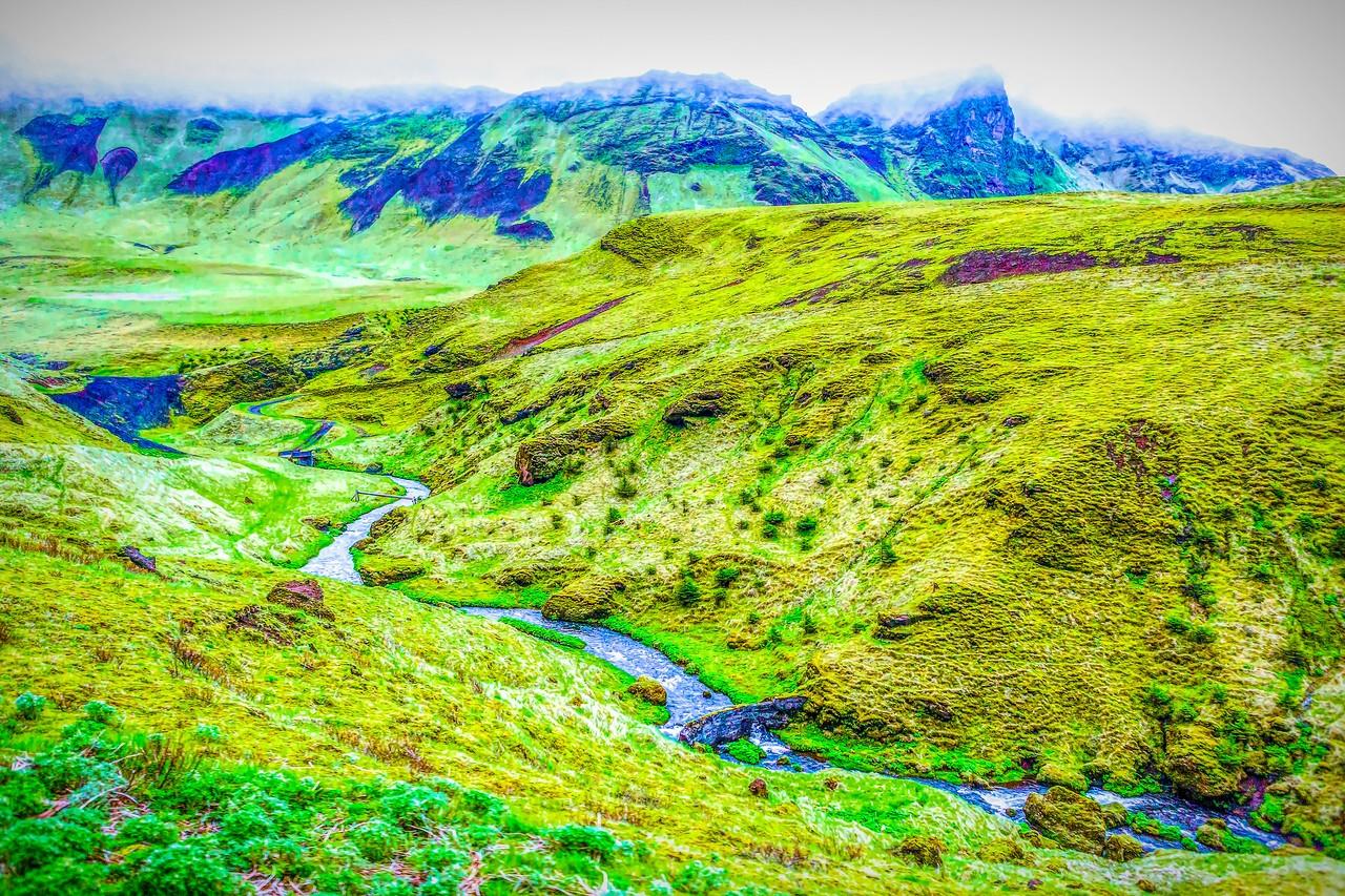 冰岛风采,美轮美奂_图1-24