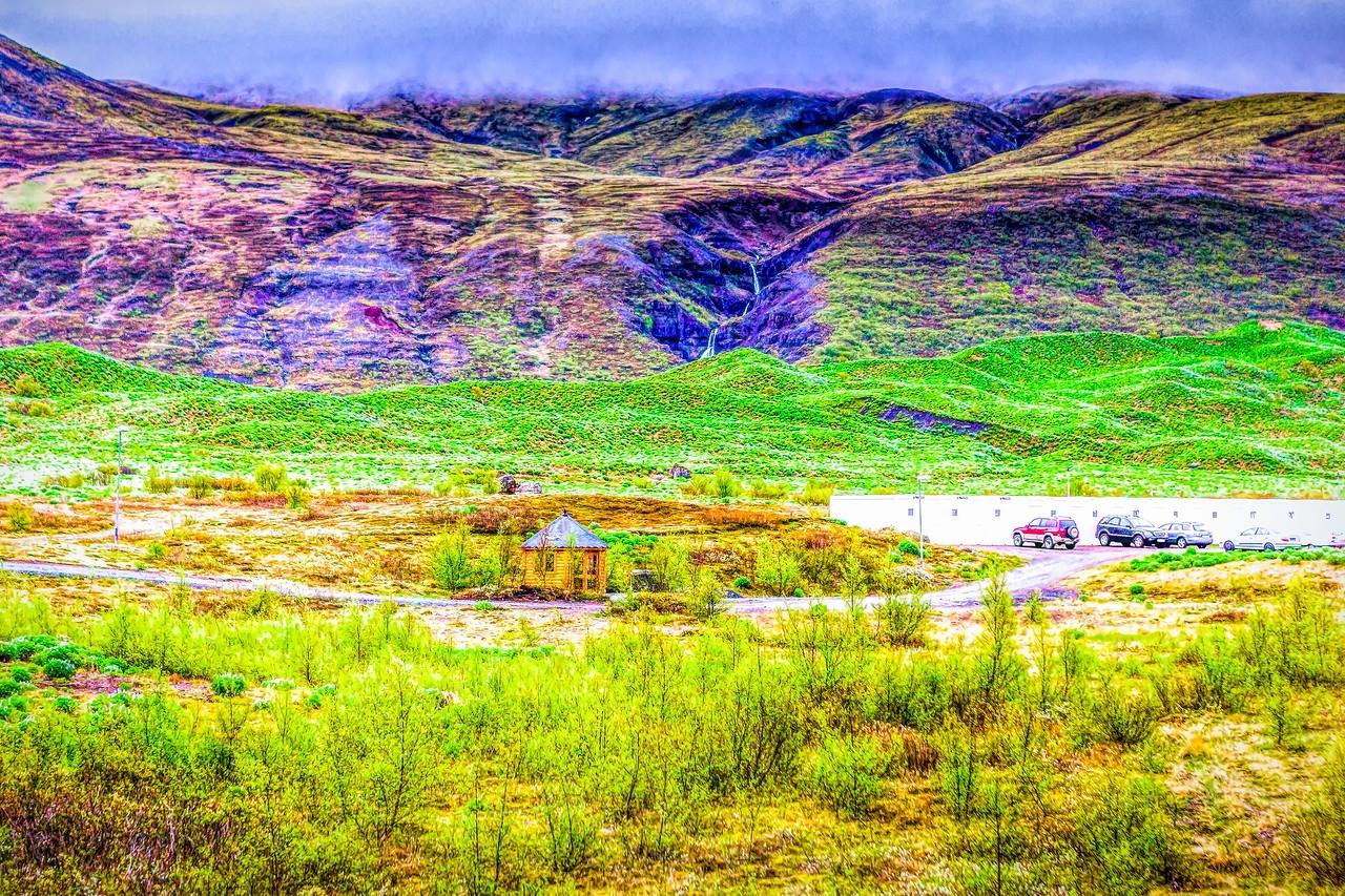 冰岛风采,美轮美奂_图1-22