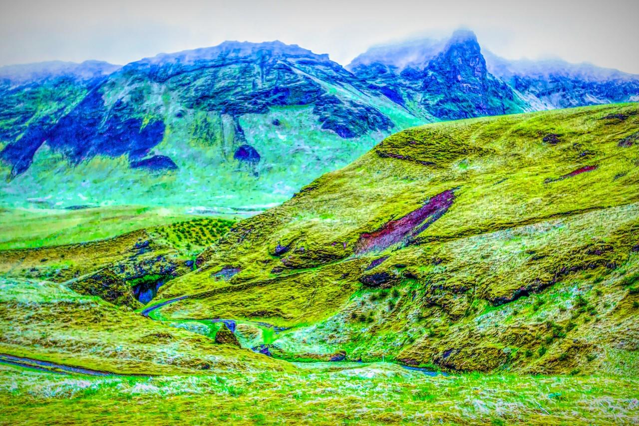 冰岛风采,美轮美奂_图1-15