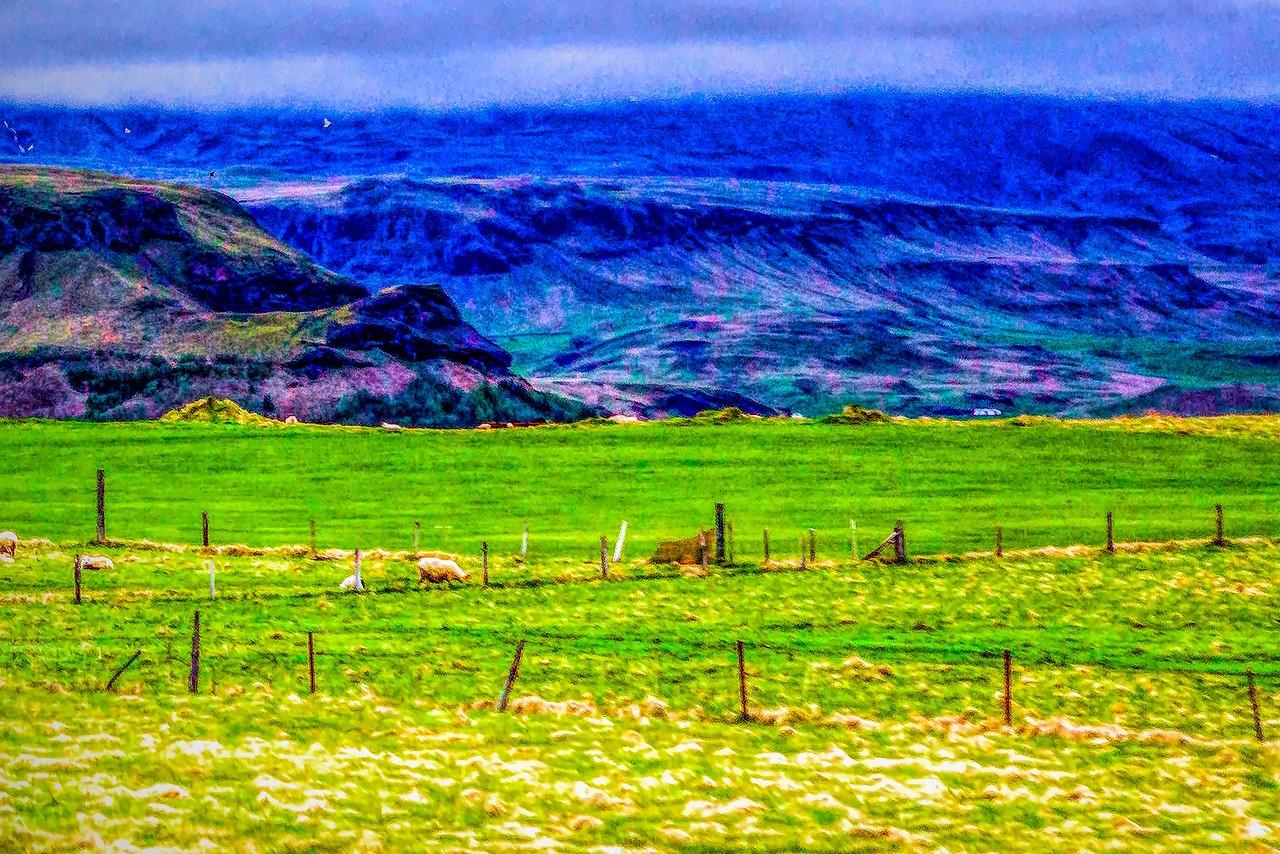 冰岛风采,美轮美奂_图1-13