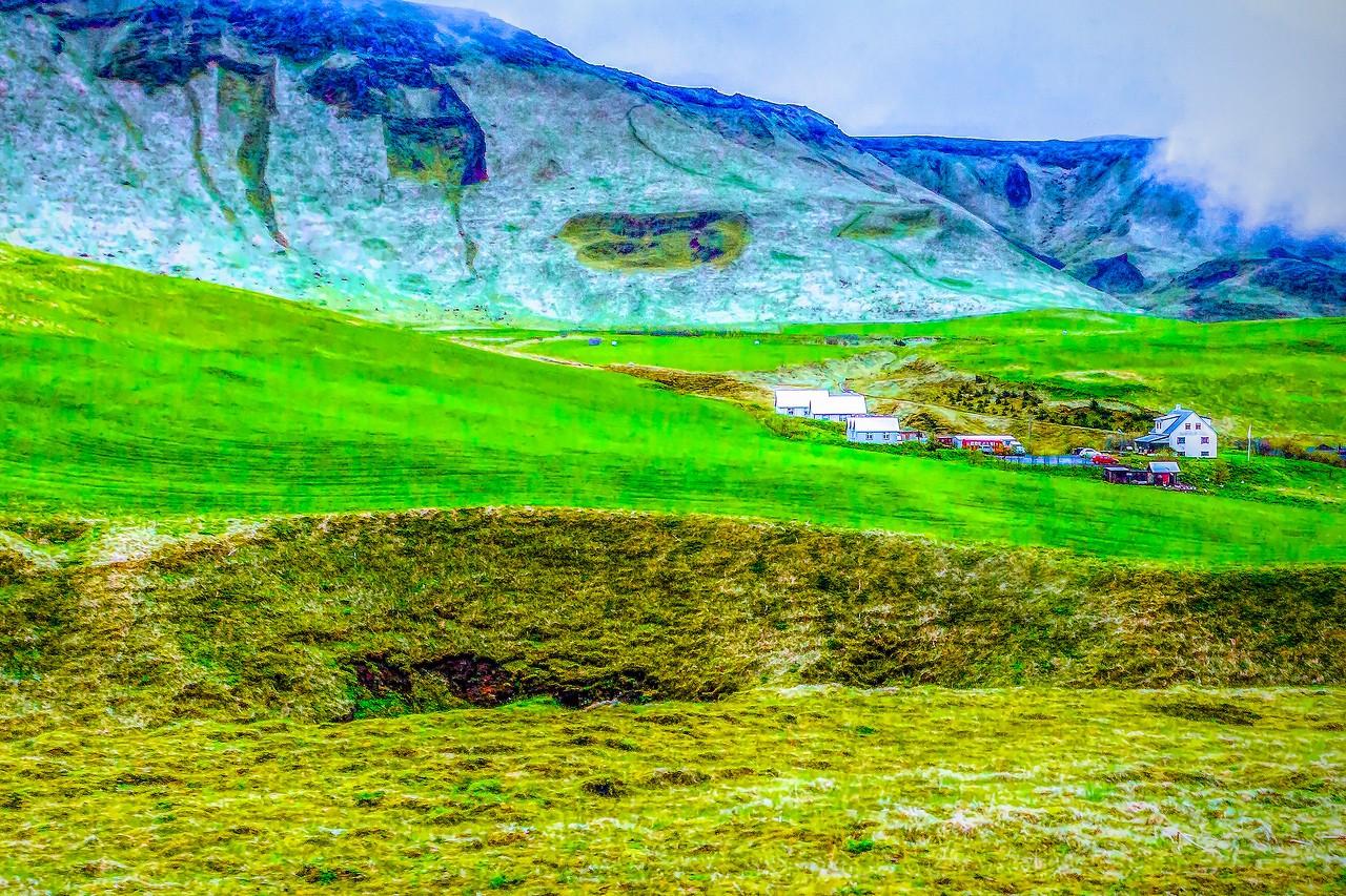 冰岛风采,美轮美奂_图1-9