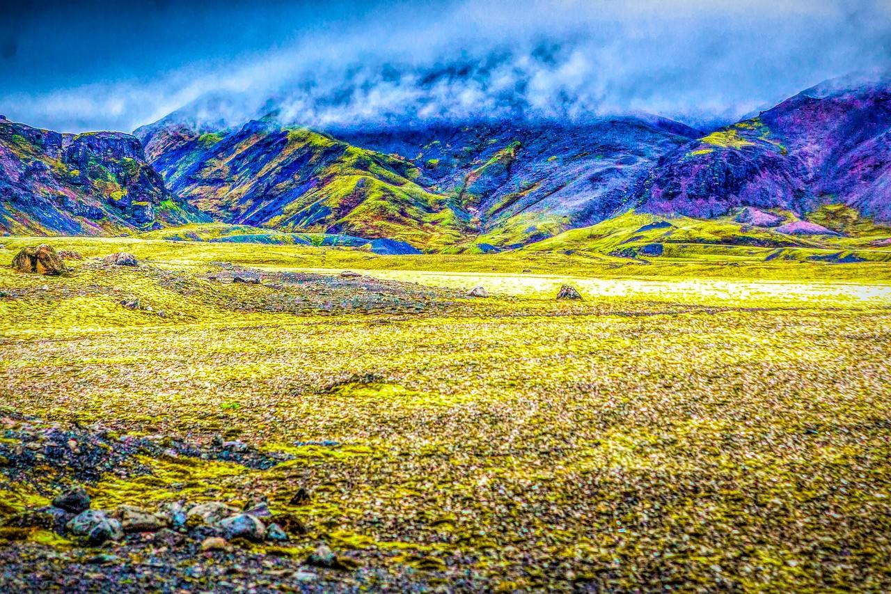 冰岛风采,美轮美奂_图1-11
