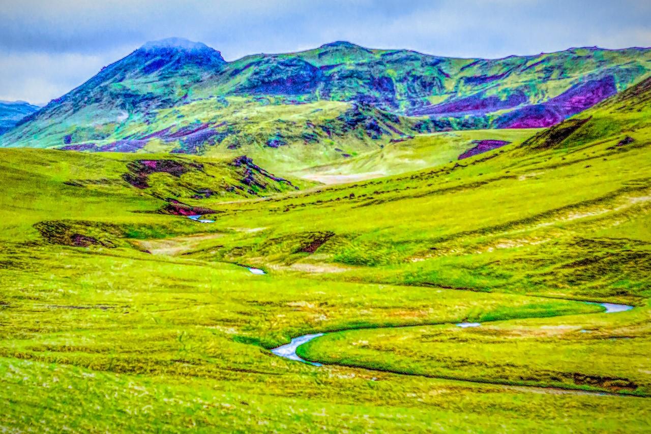 冰岛风采,美轮美奂_图1-10