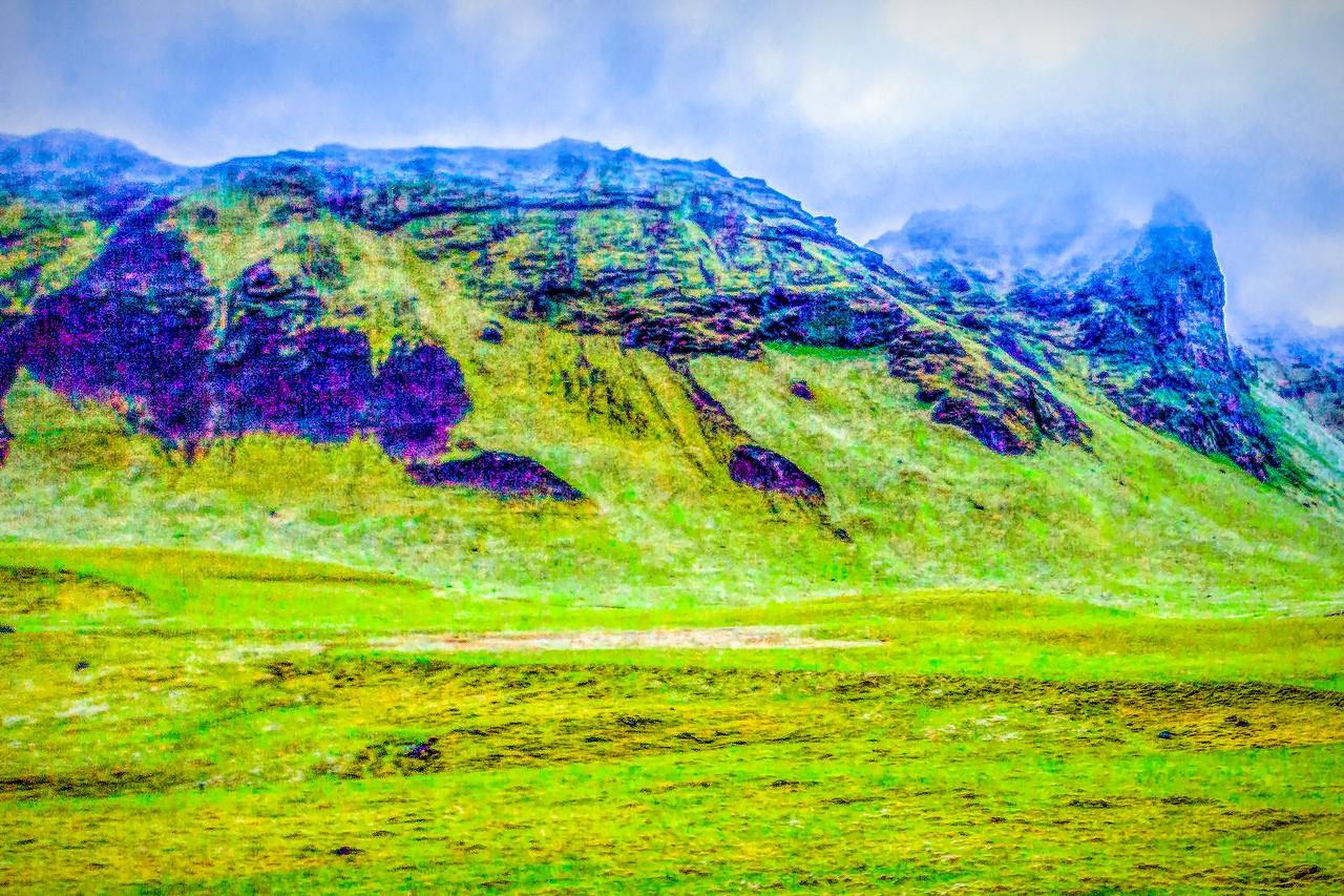 冰岛风采,美轮美奂_图1-12