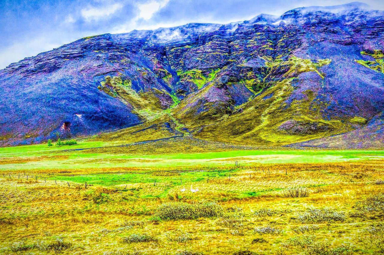 冰岛风采,美轮美奂_图1-8