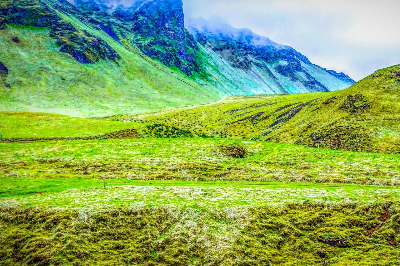 冰岛风采,美轮美奂_图1-7