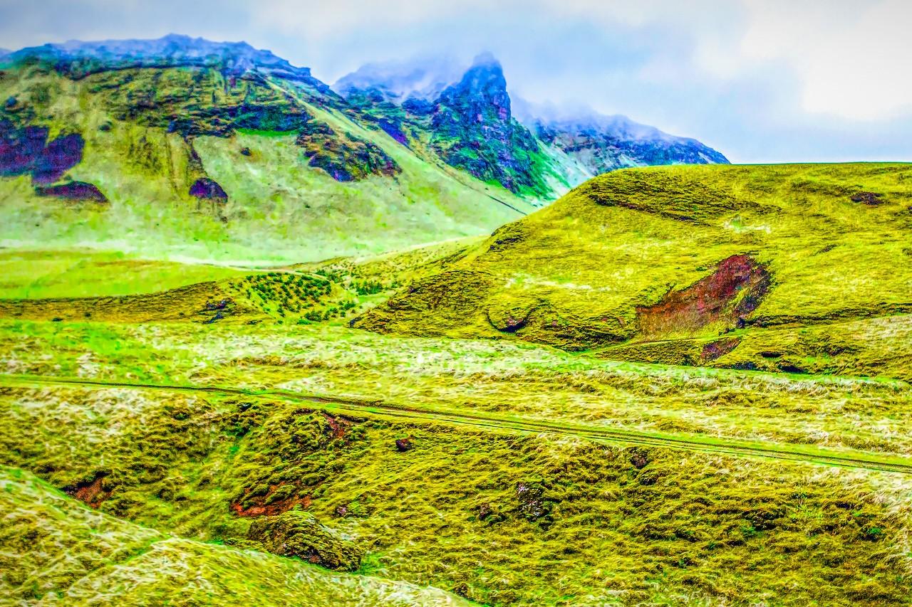 冰岛风采,美轮美奂_图1-6