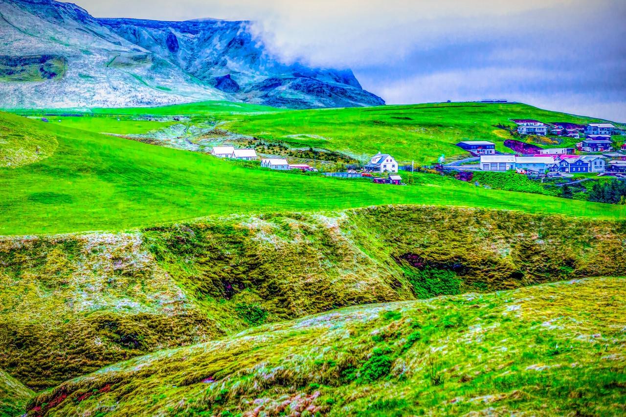 冰岛风采,美轮美奂_图1-5