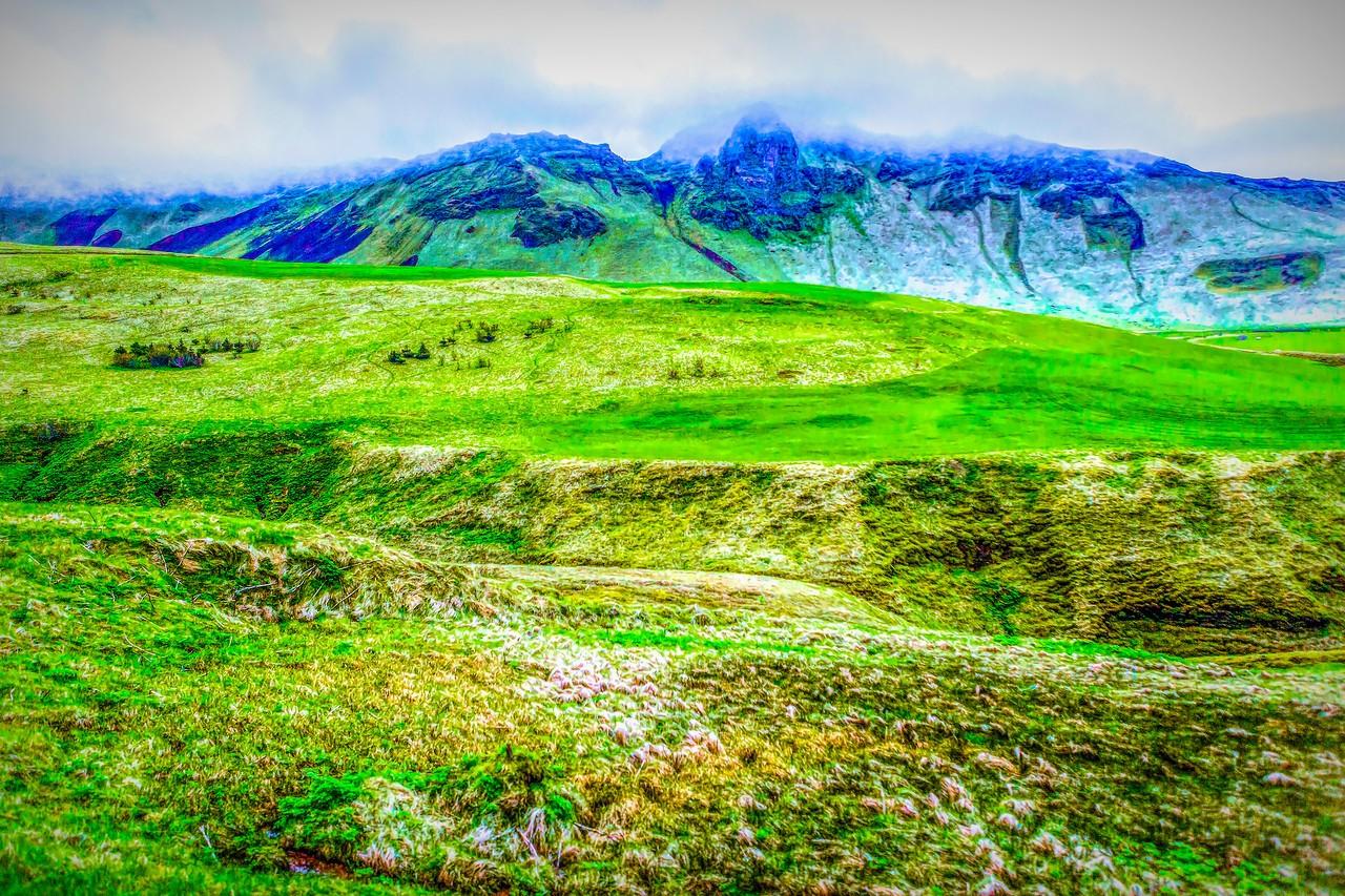 冰岛风采,美轮美奂_图1-2