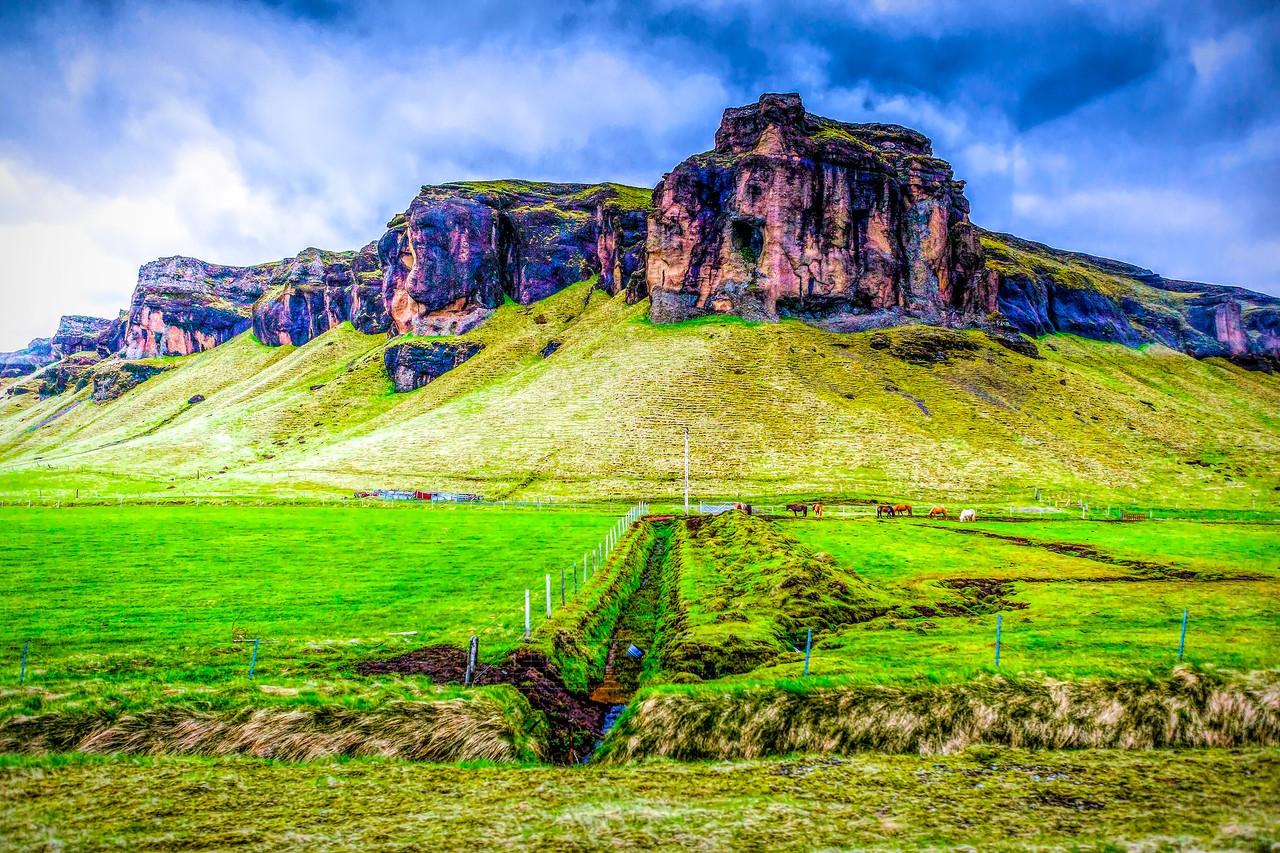 冰岛风采,美轮美奂_图1-1