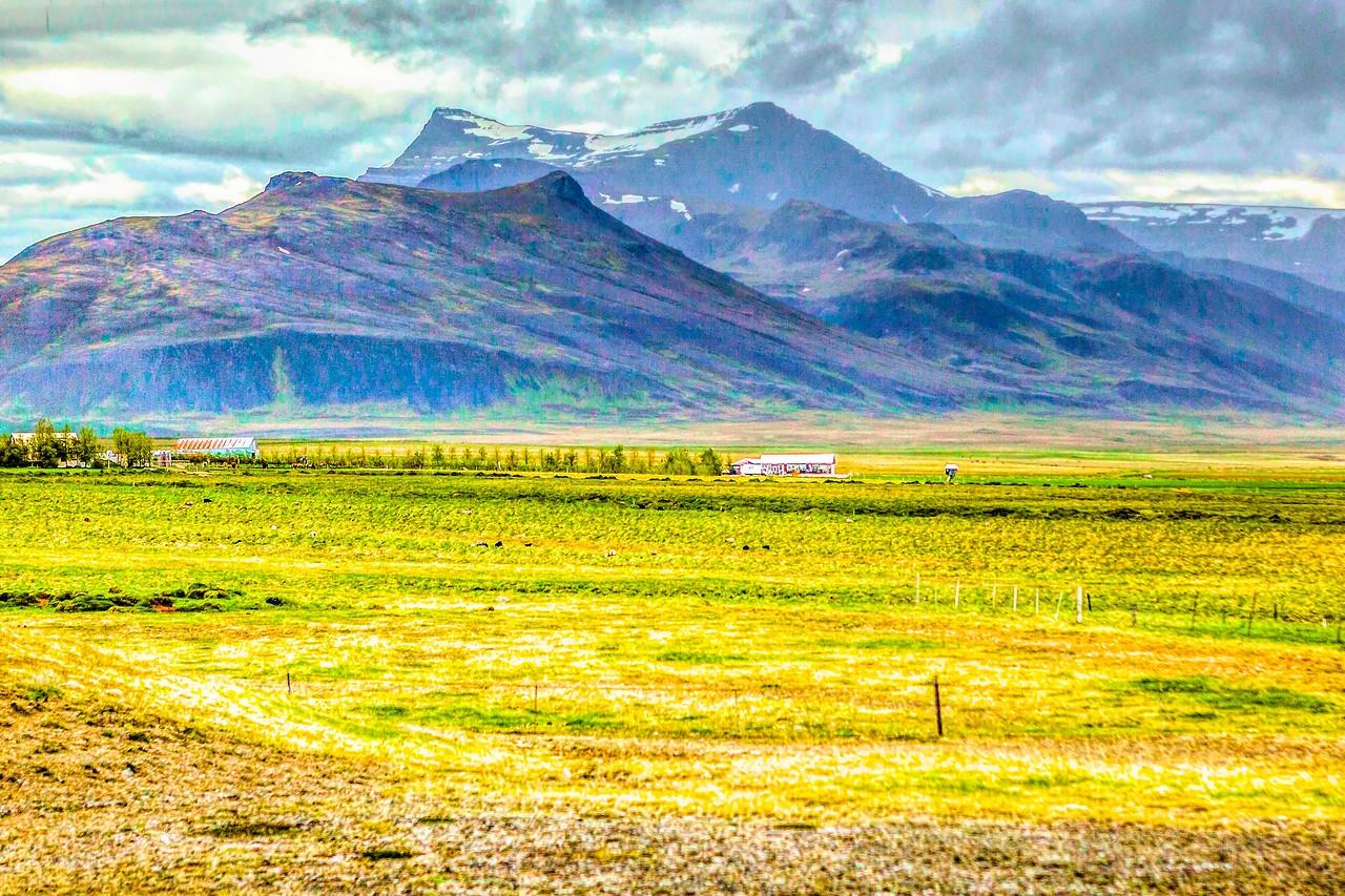 冰岛风采,美轮美奂_图1-3