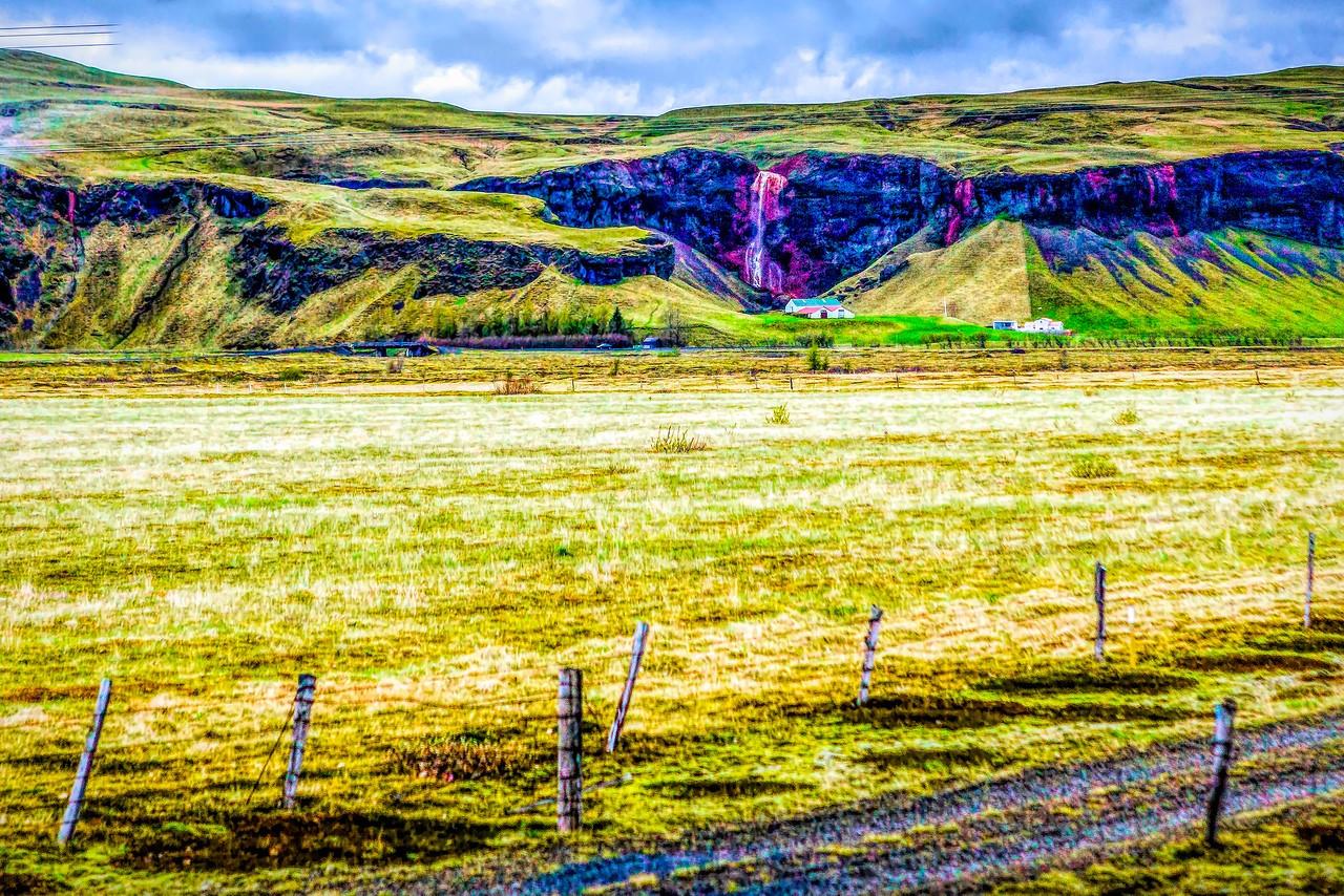 冰岛风采,美轮美奂_图1-4