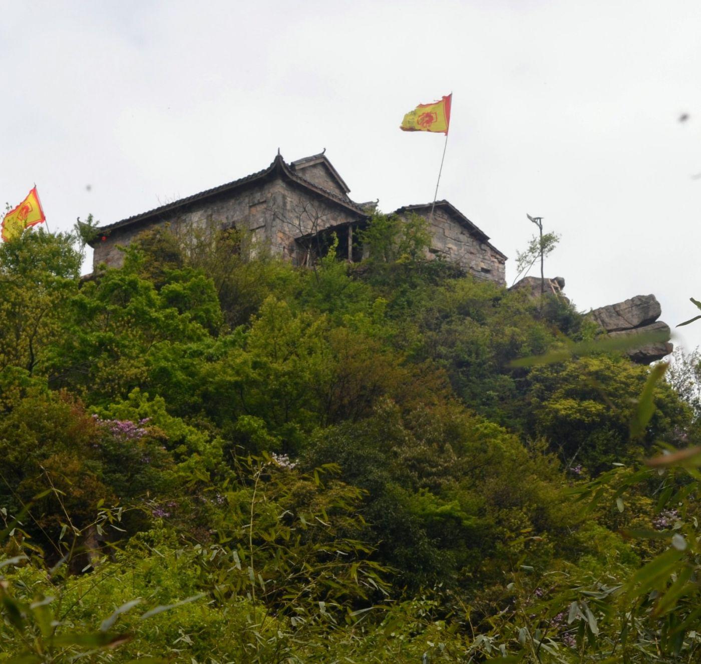 金仙寺游记·七律(上)_图1-1