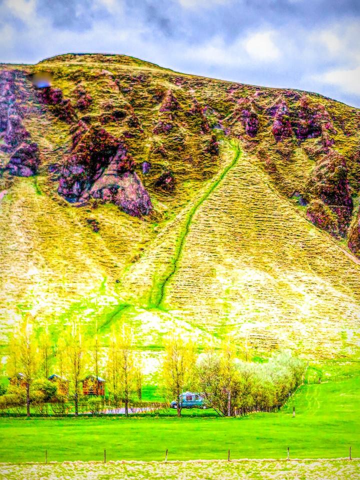 冰岛风采,沿着视线_图1-18