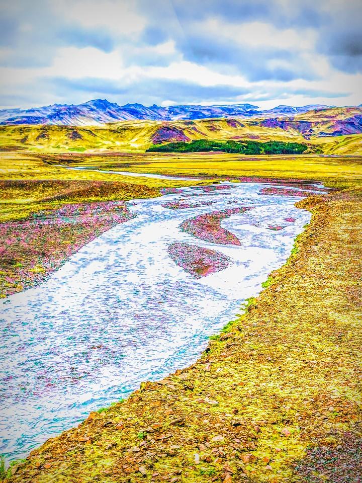 冰岛风采,沿着视线_图1-7