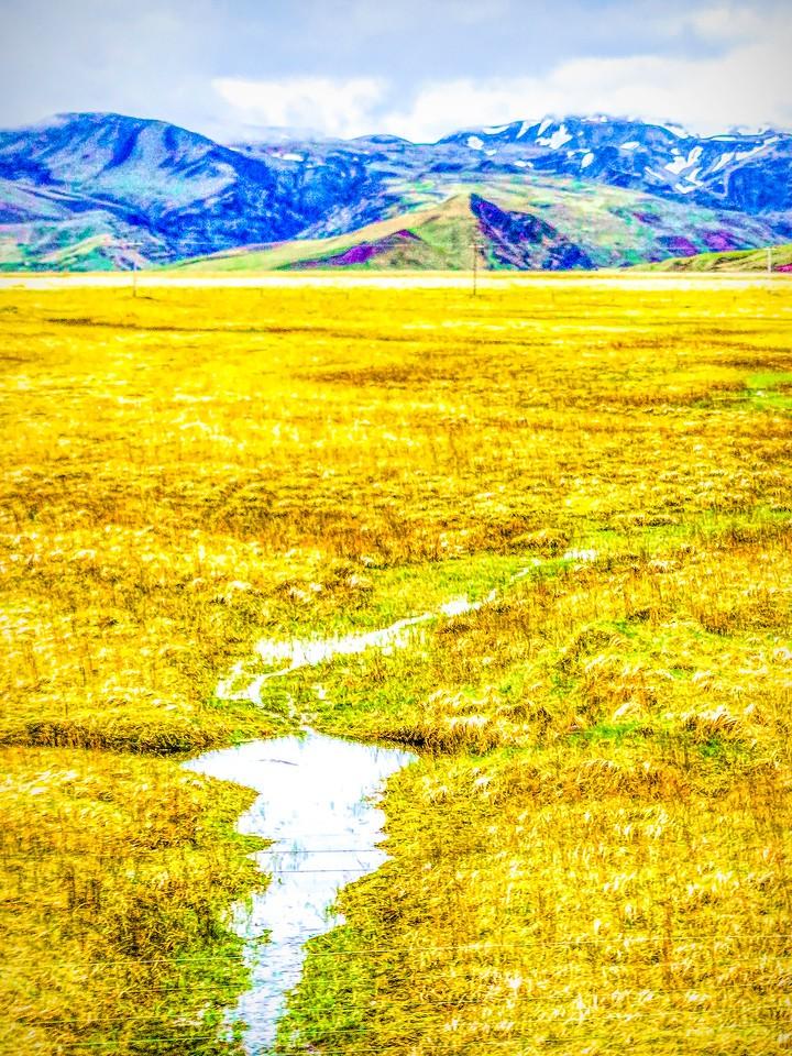 冰岛风采,沿着视线_图1-6