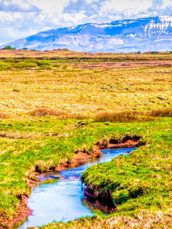 冰岛风采,沿着视线_图1-8