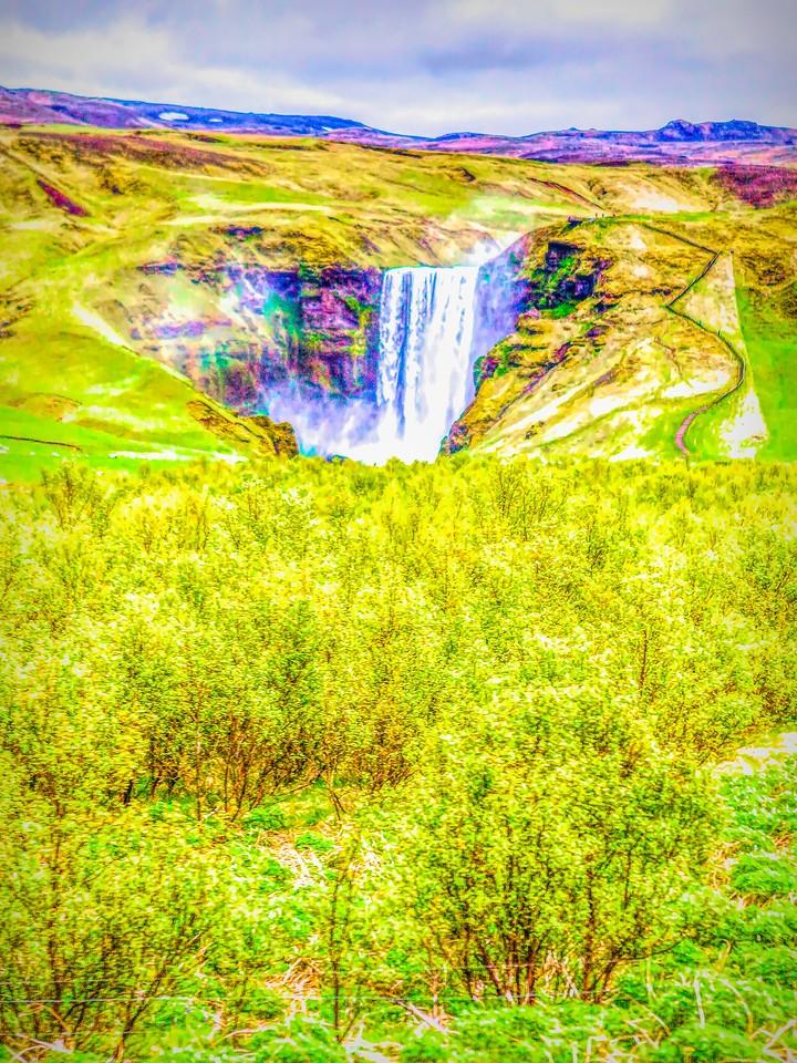 冰岛风采,沿着视线_图1-30